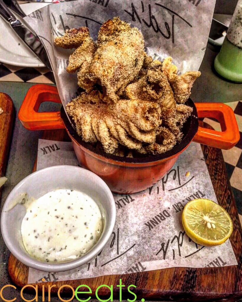 Ted's Calamari