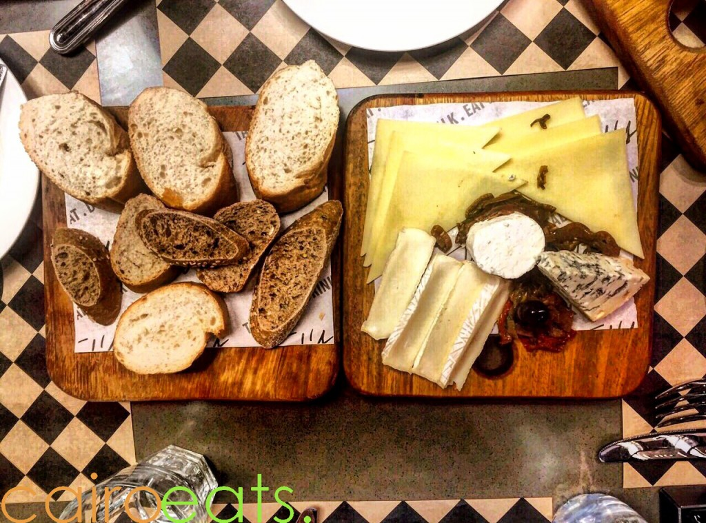 Ted's Cheese Platter