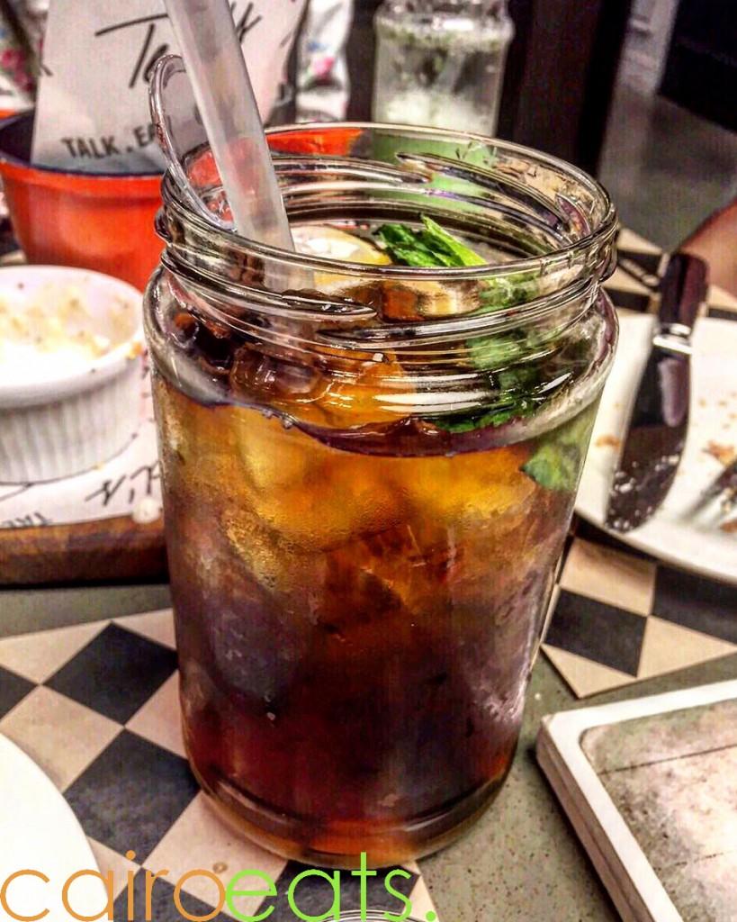 Ted's Ice Tea