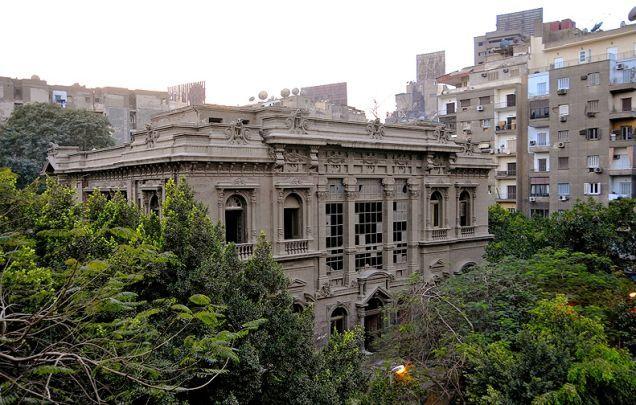 Champollion Palace