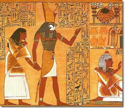Egyptian horoscope: Horus