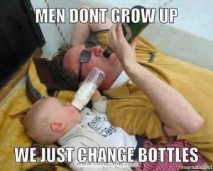 Men-dont-grow-up