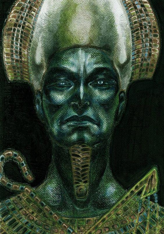 Egyptian horoscope: Osiris