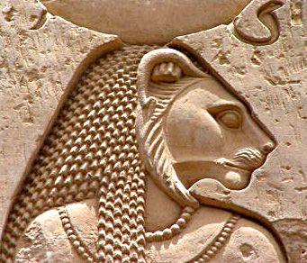Egyptian horoscope: Sekhmet