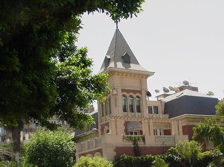 Spanish Embassy Zamalek