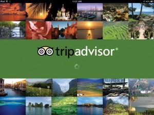 TripAdvisor apps