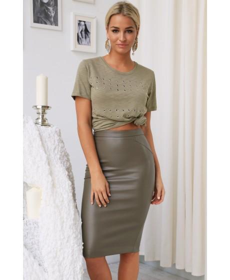 dark_angel_leather_look_skirt_-_khaki_2