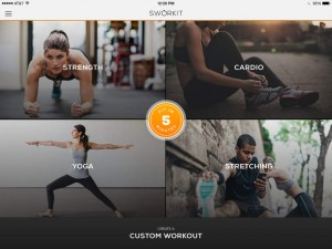 sworkit apps