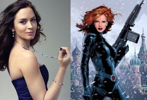 Emily Blunt - Black Widow