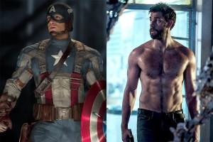 John Krasinski - Captain America