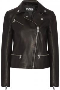 Karl Lagerfeld Leather Jacket EGP6,691