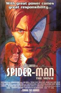 Leonardo DiCaprio - Spiderman