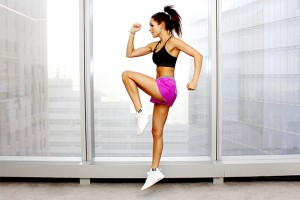 Workout jump