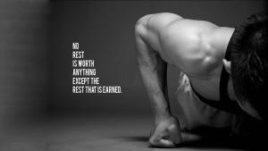 Workout motivational