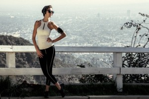 Workout walking