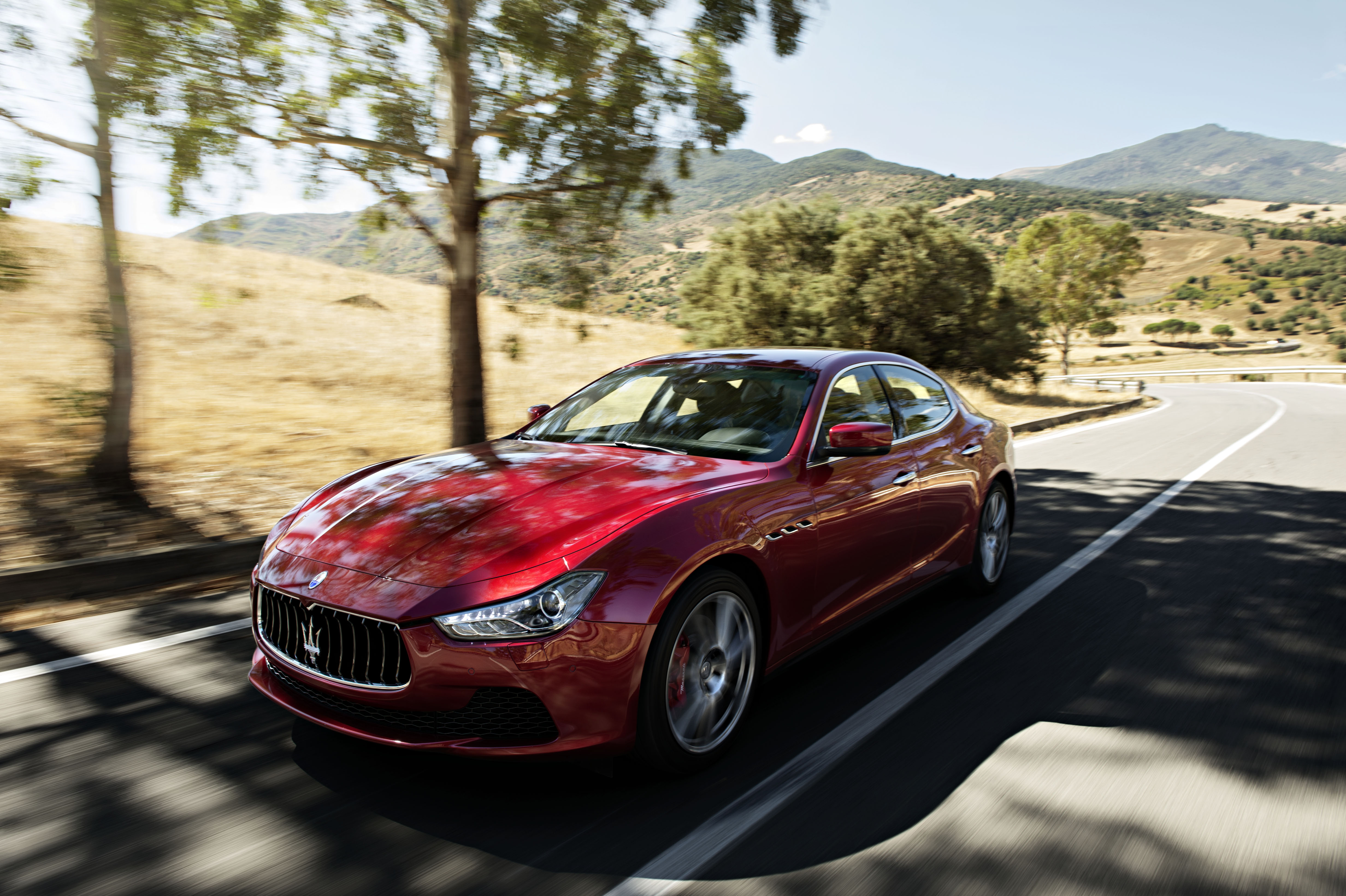 Italian Luxury Car Manufacturer Maserati Re Starts Operations In