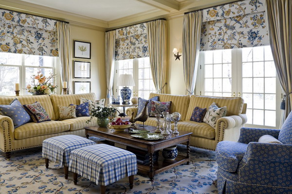 5 Smart Tips To Brighten Up Your, Pictures Of Cottage Style Living Rooms
