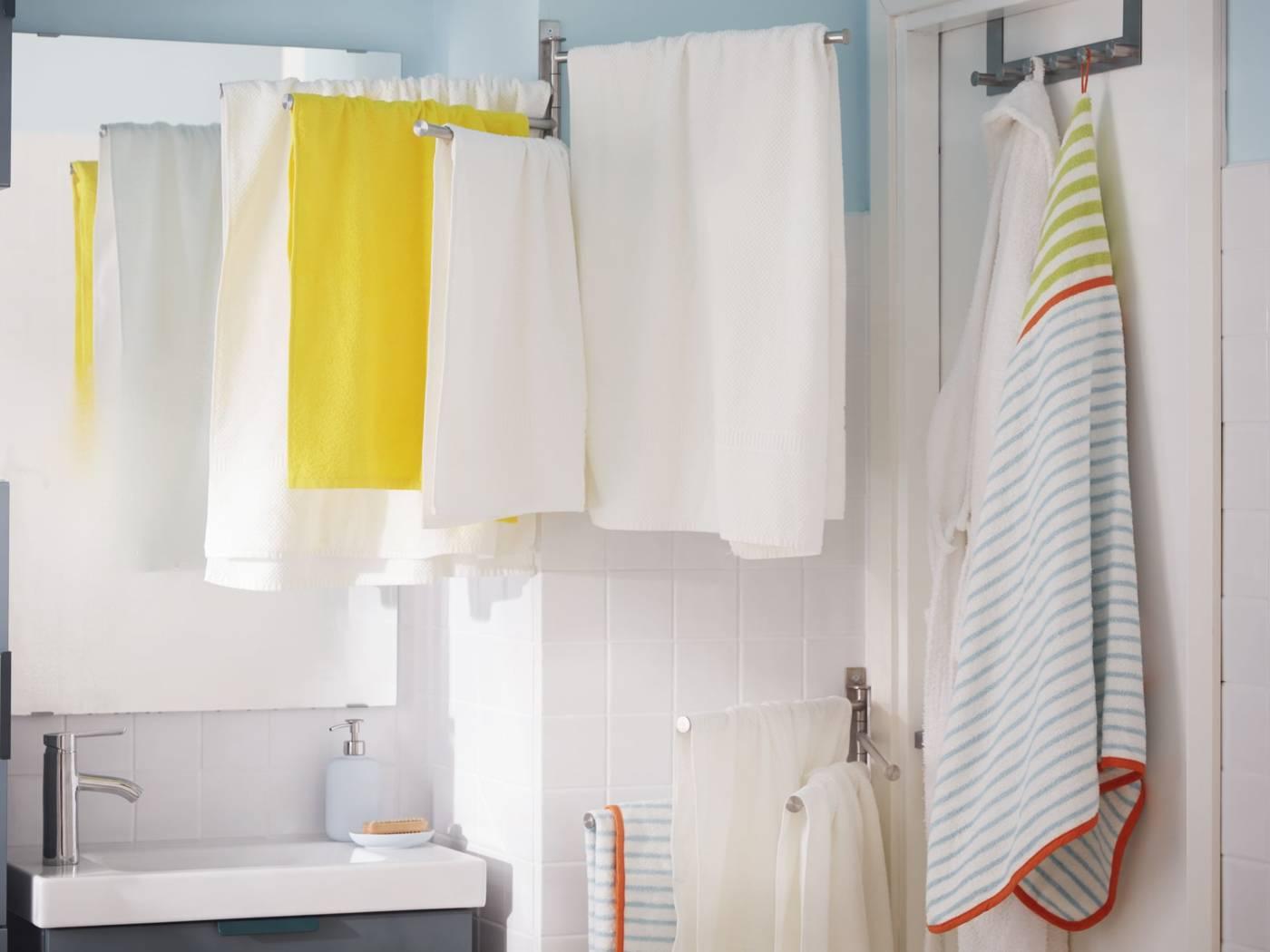 GRUNDTAL Towel Holder 129