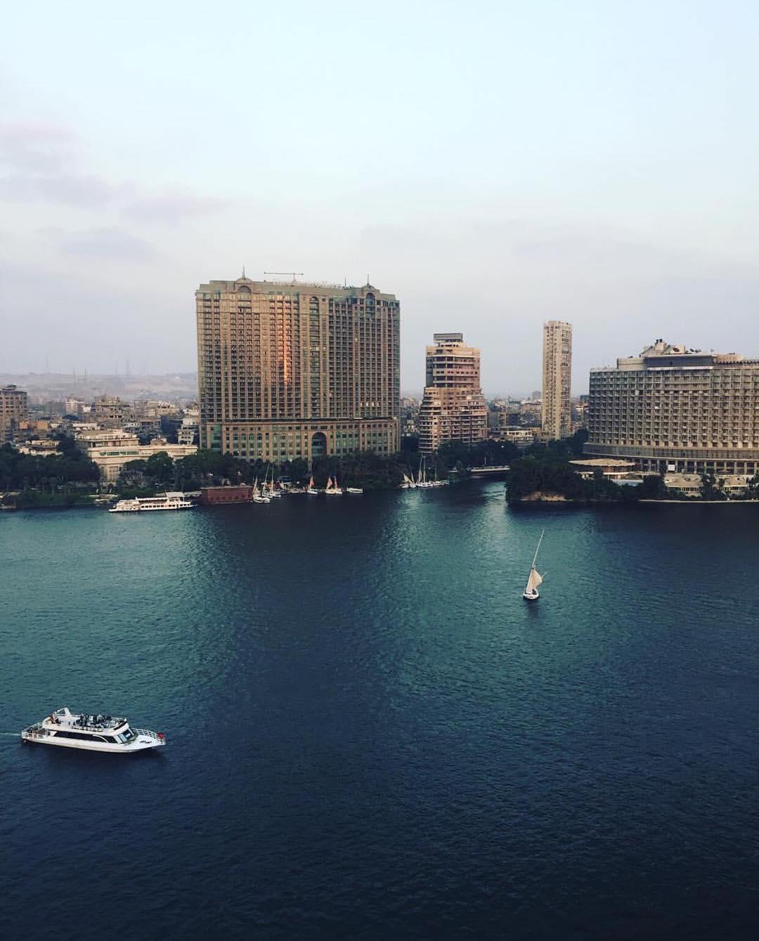 Nile, Cairo