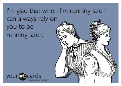 running-even-later