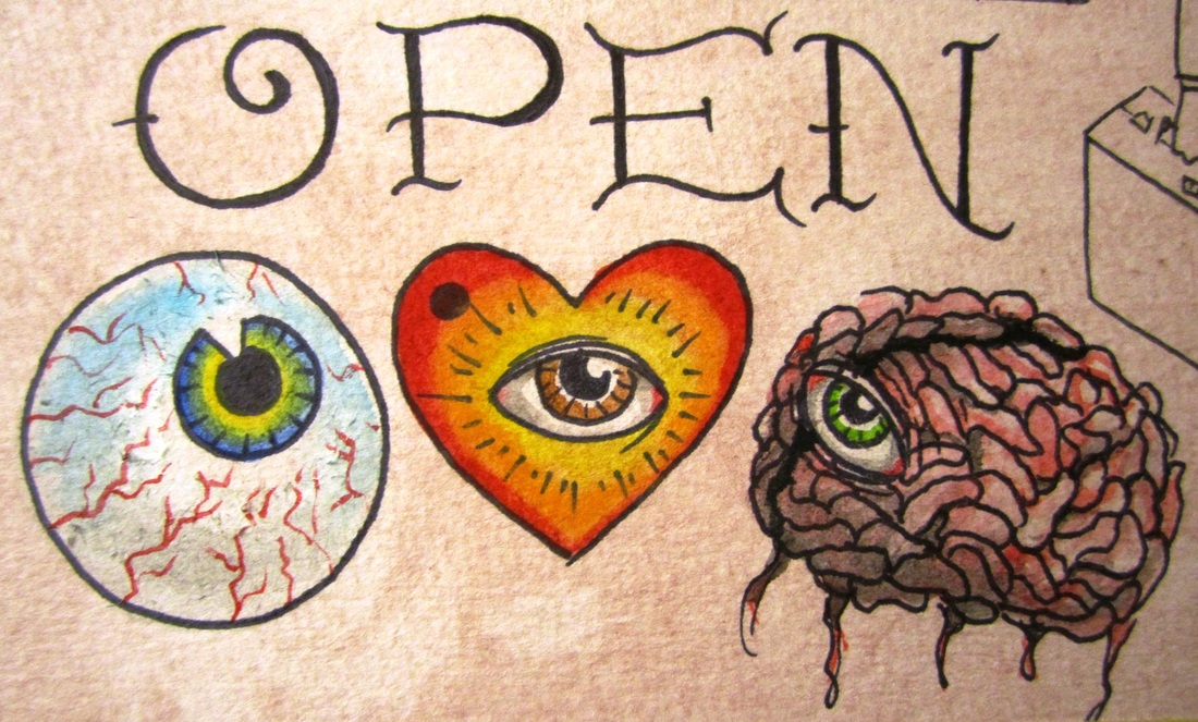 Open Mind, Heart and Eyes