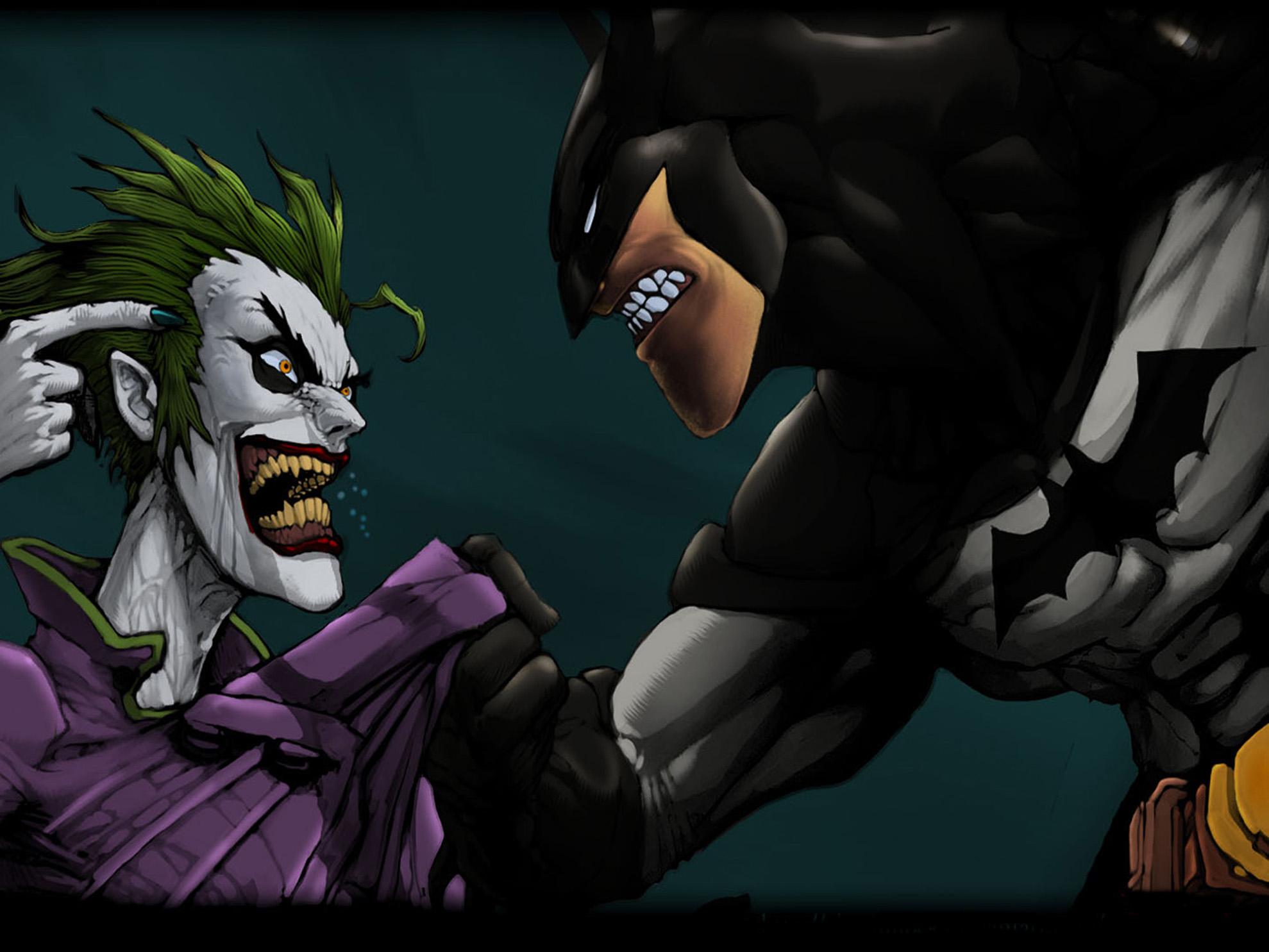 Just rhys wakefield joker sorry