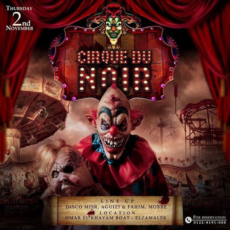 Cirque Du Noir