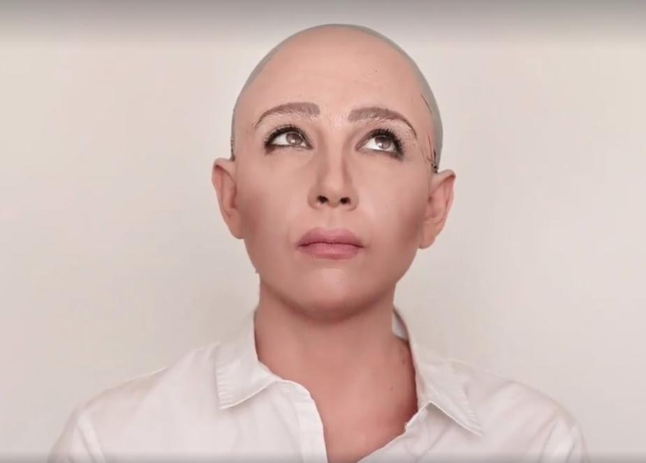 Sophia Saudi Robot