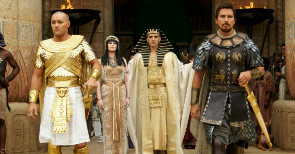 The Best and Worst Foreign Movies About Egypt | Identity