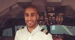 Egyptian pilot