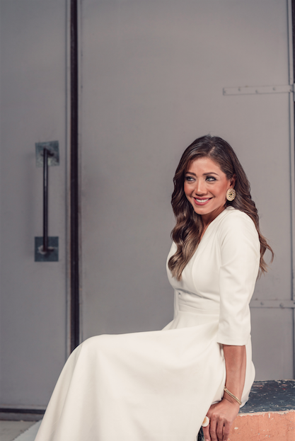 May Yacoubi: Chef & TV Presenter of May's Kitchen | Identity