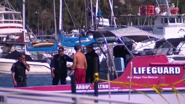 BREAKING! Egyptian Man Found Dead in Ocean off San Diego!
