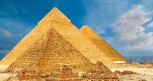 Egypt, pyramids, Tourism
