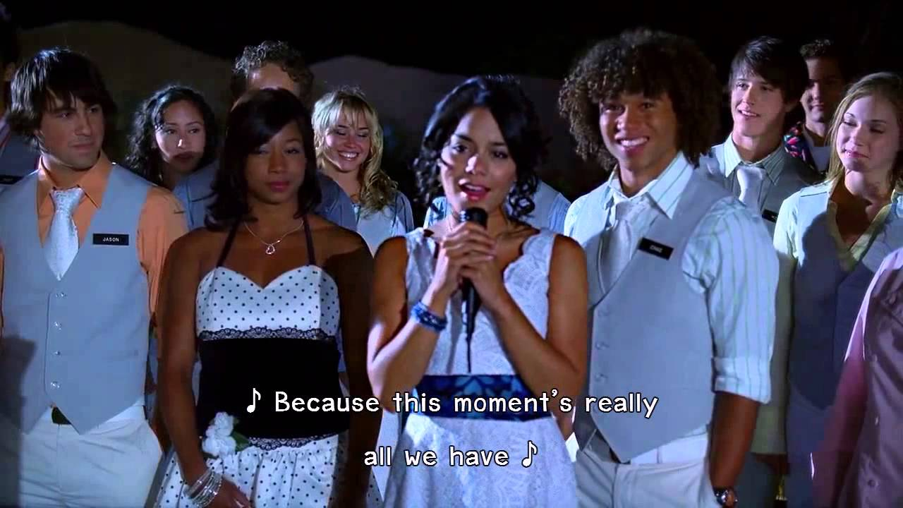 "5edcfd96d ... dramatic was it when Troy and Gabriella were kind of breaking up in HSM  and were singing ""Gotta Go My Own Way""? Or the happiness we all felt when  she ..."