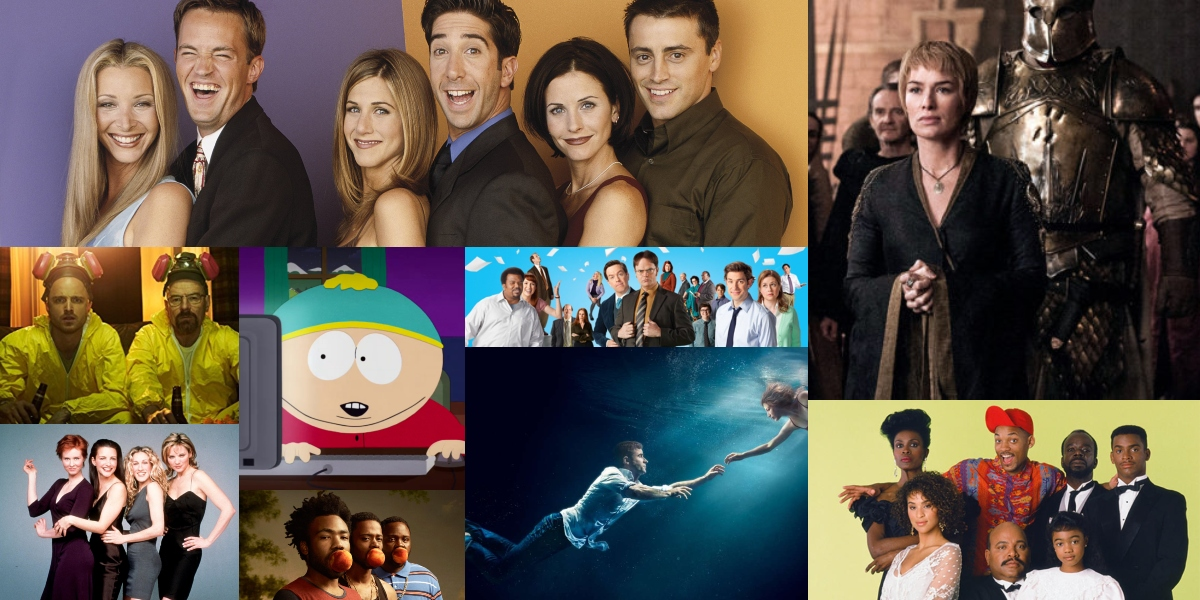 90s Kids: Which TV Show Came Out The Year You Were Born? | Identity