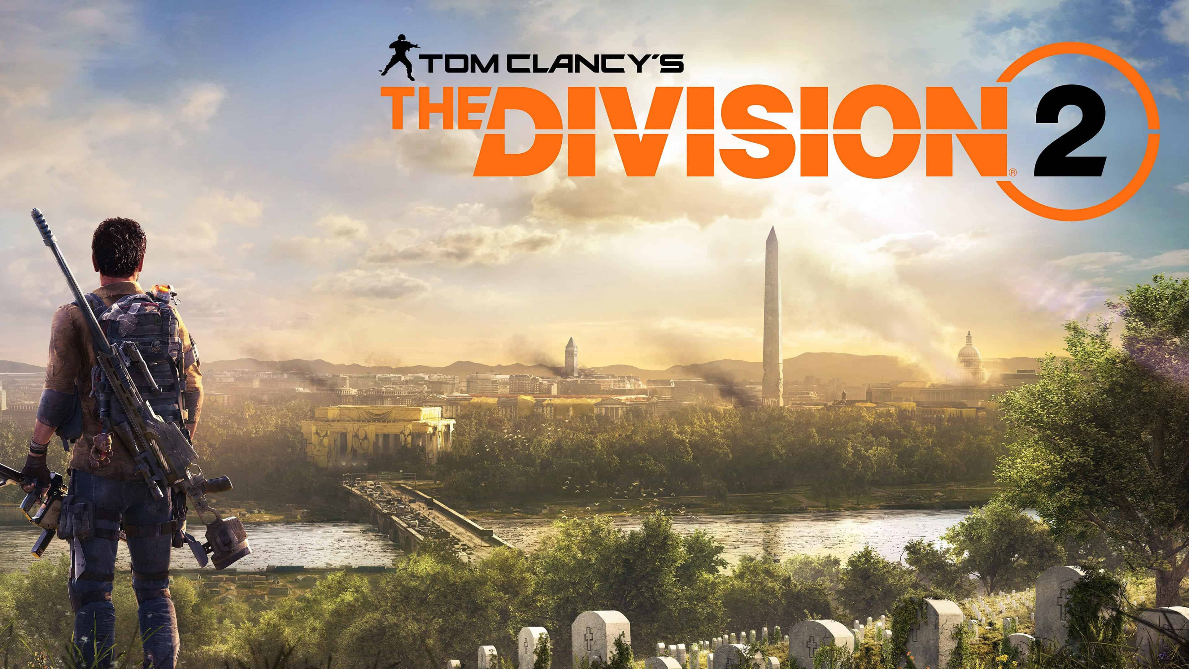 The division 2, tom clancy