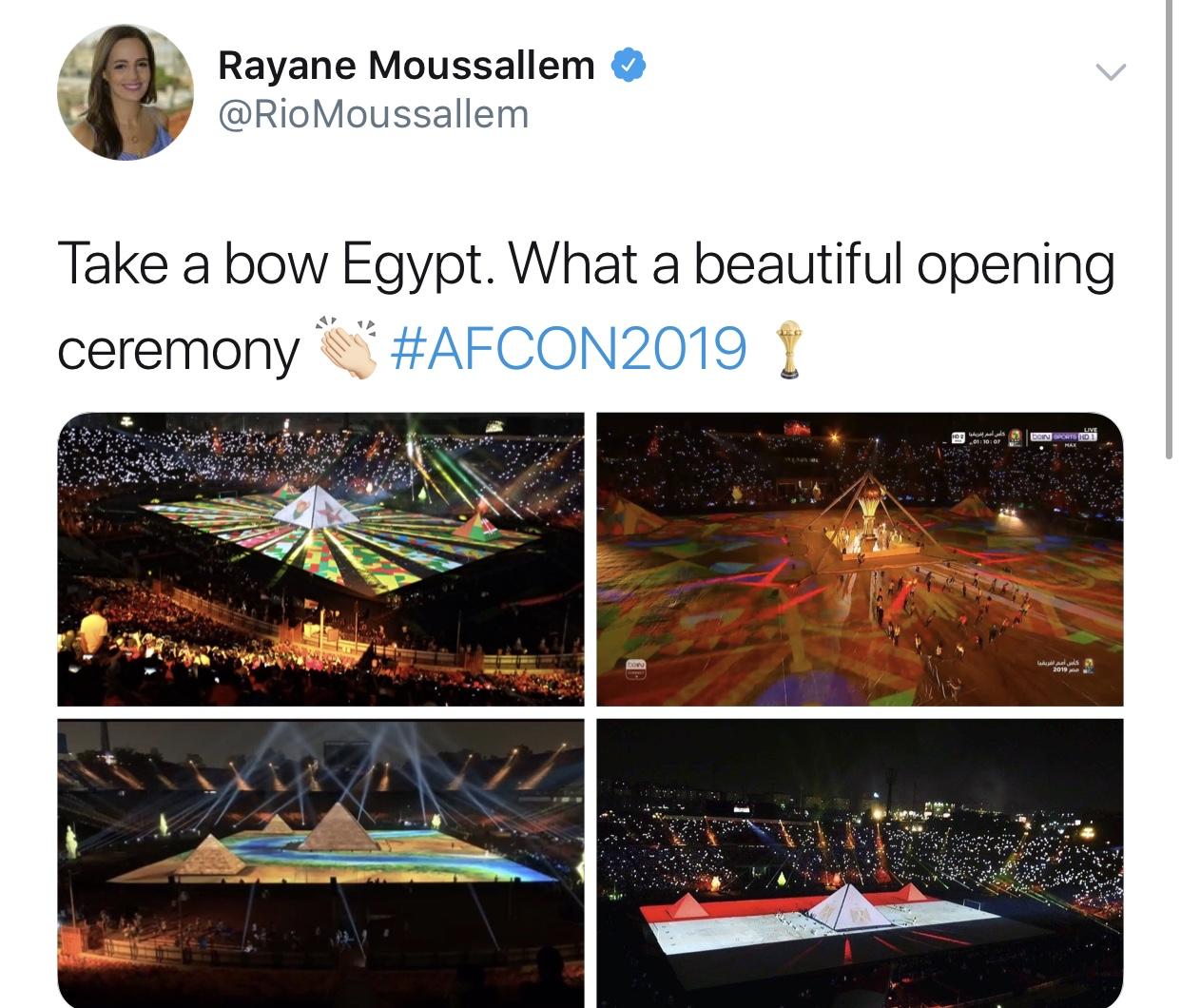 AFCON 2019