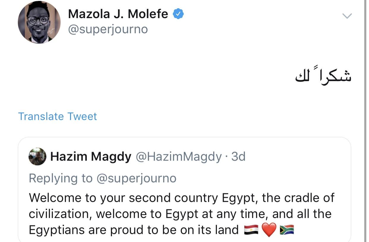 Mazola Molefe