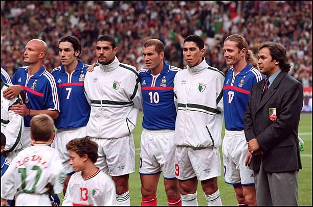 France VS Algeria