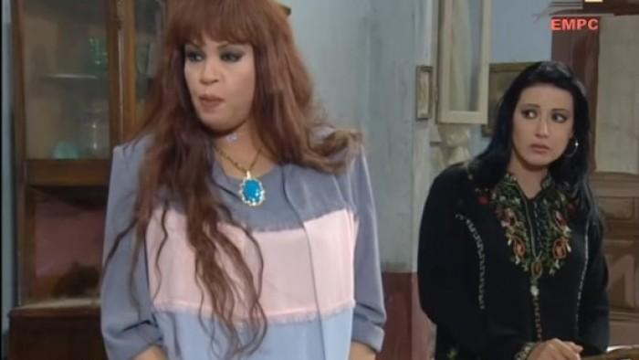 Fifi Abdo and Somaya El-Khashab