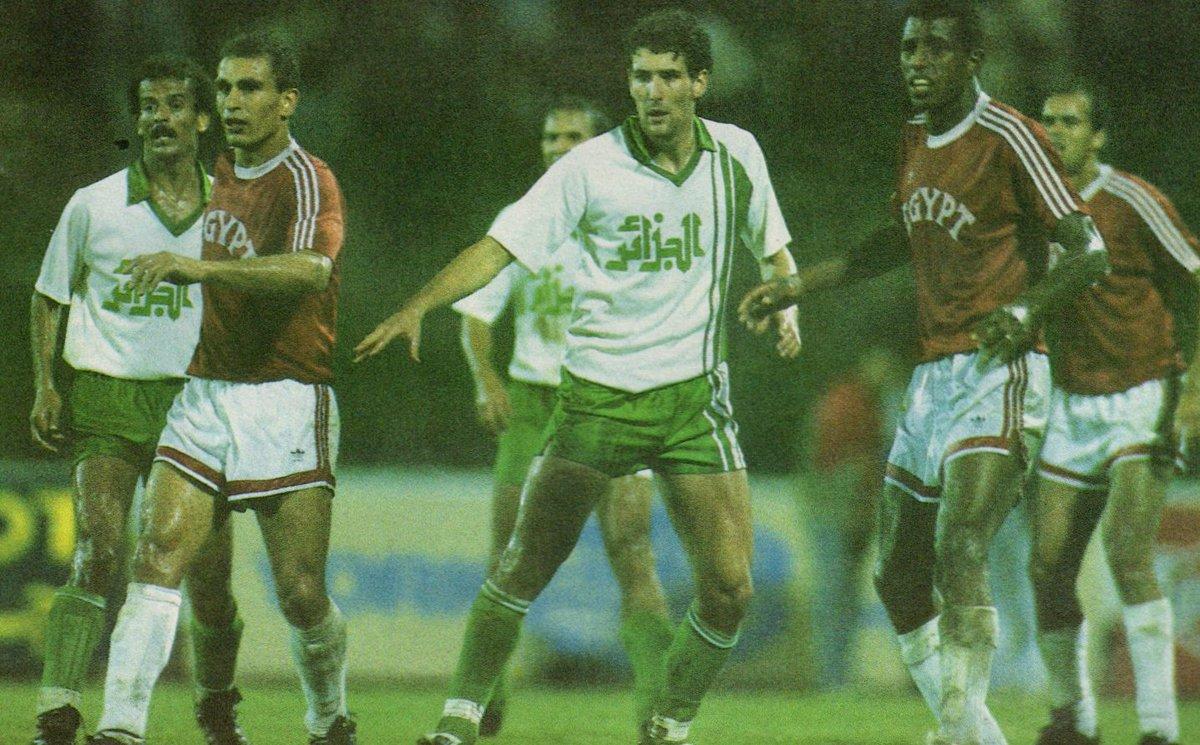 Egypt VS Algeria 1989