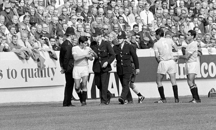 England VS Argentina 1966