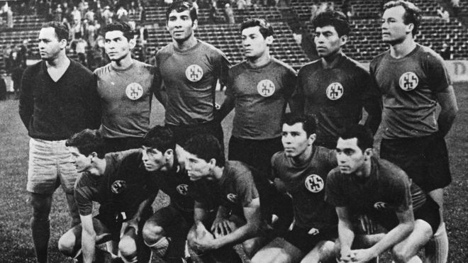 ES Football Team