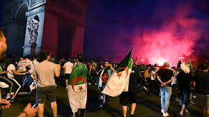 Algerians in France
