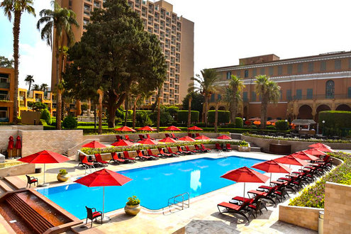 Cairo Marriot Hote l