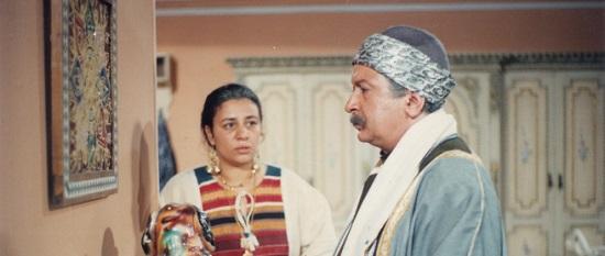 Fatma and Abdelghafour El-Borai