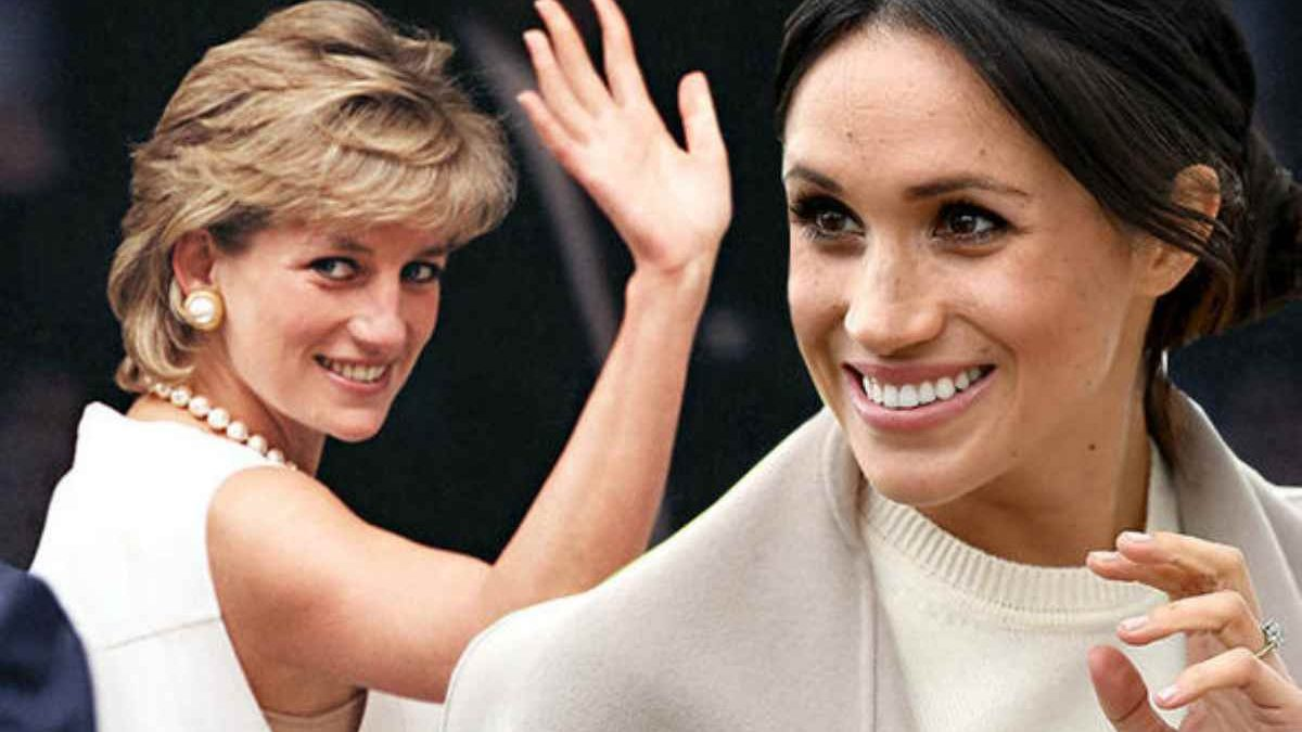 will meghan markle pull off what princess diana failed at identity magazine will meghan markle pull off what