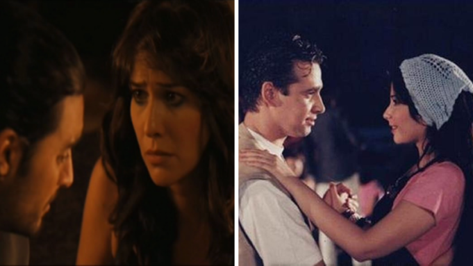 Egyptian movie love triangles