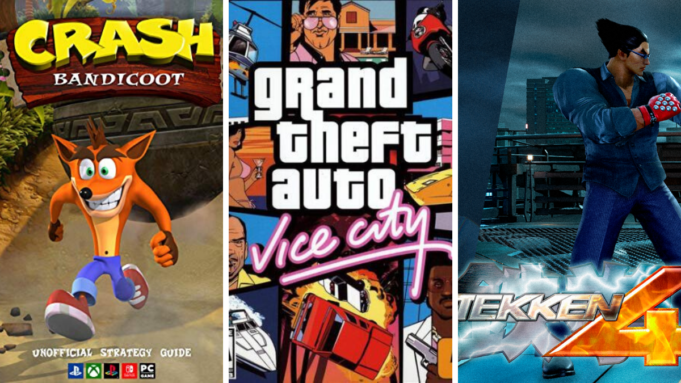 The Top 5 Video Games That Shaped Our Childhoods