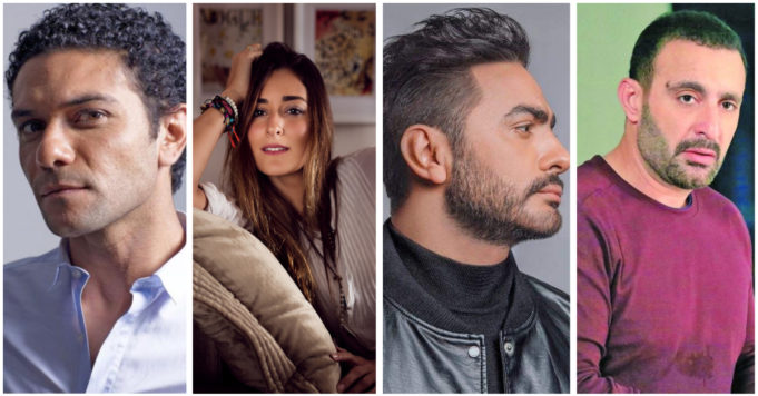Egyptian Actors